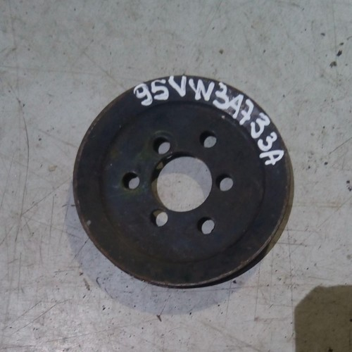 Шкив насоса ГУР VW Sharan, 95vw3a733a