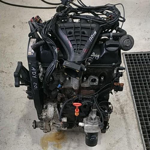 Двигатель ADY 2.0i  VW Passat B4, Golf 3 , Sharan