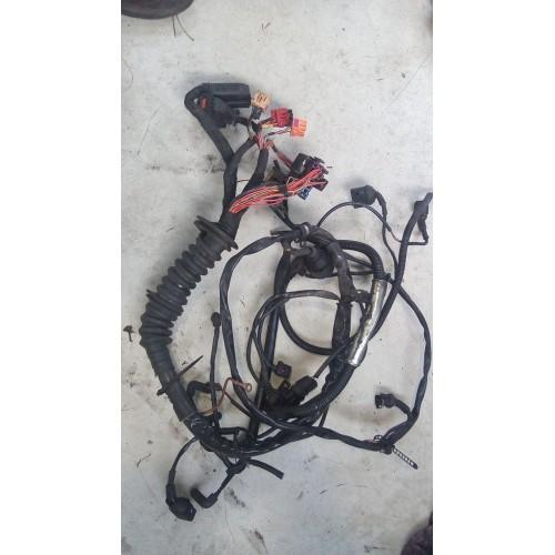 Проводка двигателя AUD VW Caddy 2