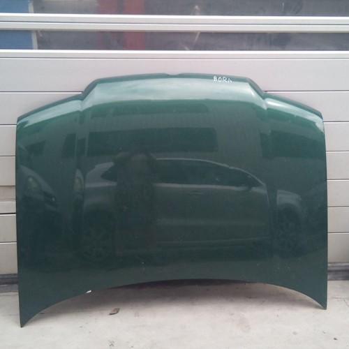 Капот VW Bora, зеленый