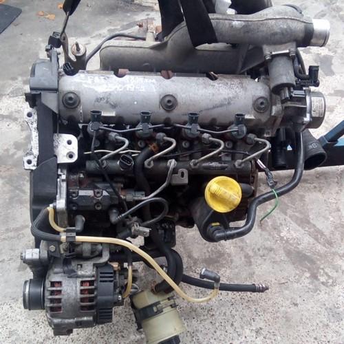 Двигатель F8T Renault Clio, 1.9DCi