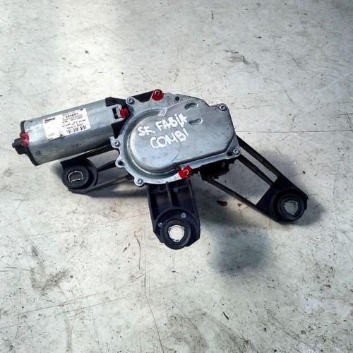 Моторчик стеклоочистителя Skoda Fabia combi