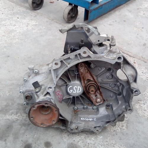 Коробка передач GSD VW Bora, Golf 4, 1.6FSi, 5-ступка