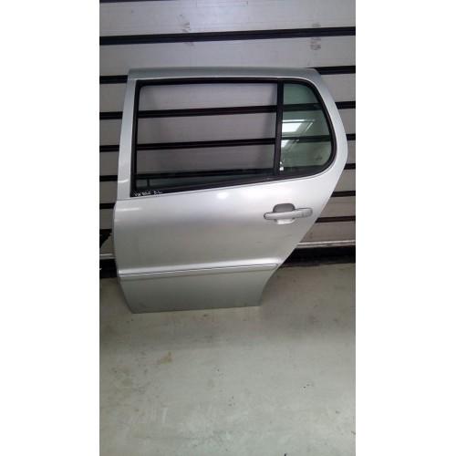 Дверь задняя (L) VW Polo 3, серая