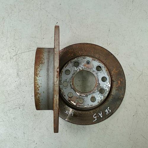 Тормозной диск Skoda Octavia A5
