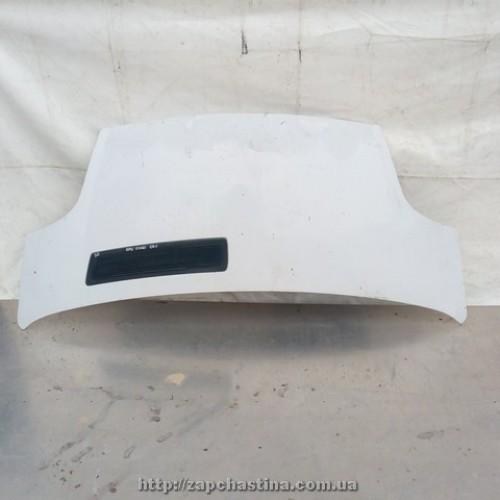 Капот Opel Vivaro 2005, белый
