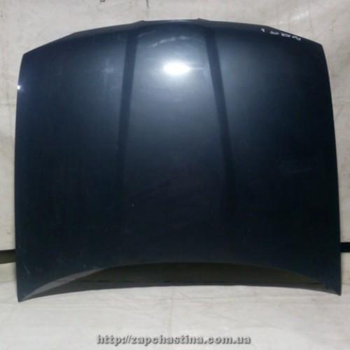 Капот Seat Ibiza 2004, серый