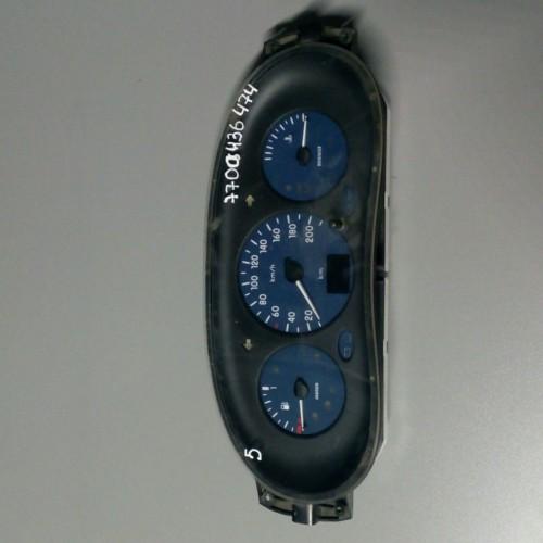 Панель приборов Renault Kangoo, 1.9D, 7700436474C