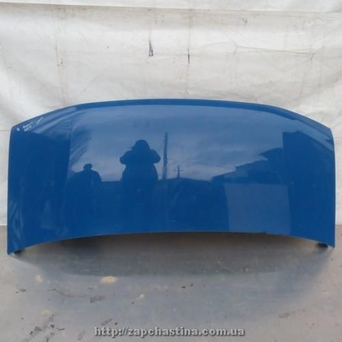 Капот Renault Master 2000, синий