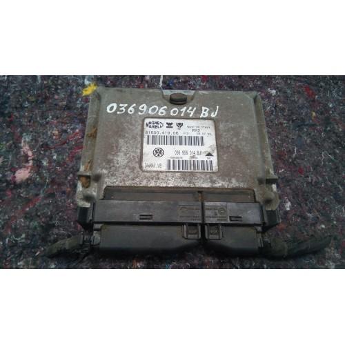 Блок управления VW Lupo, 1.4i, 036906014BJ