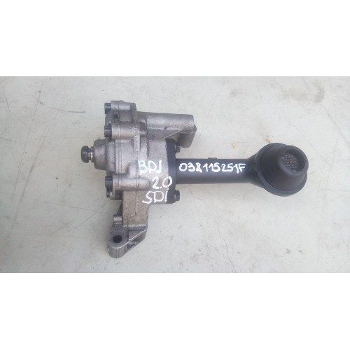 Масляный насос VW Caddy 3, (2008), 2.0SDi, BDJ, 038115251F