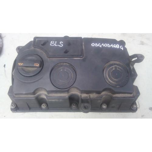 Клапанная крышка VW Caddy 3, (2008), 1.9TDi, BLS, 03G103469G