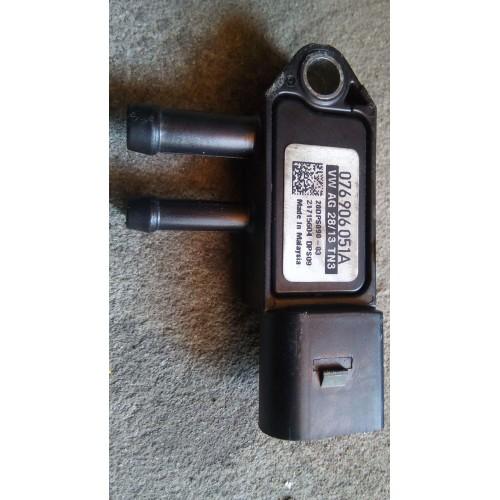 Датчик клапана EGR VW Passat B6, (2008), 1.9TDi, BLS, 076906051A
