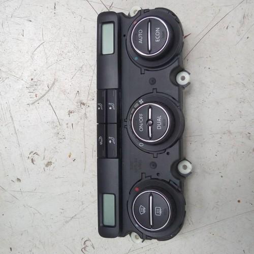 Блок управления климатом VW Passat B6, (2007), 1.9TDi, BLS, 3c0907044af
