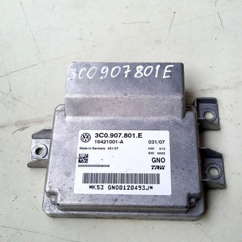 Блок управления VW Passat B6, (2009), 1.9TDi, 3c0907801e