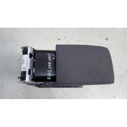 Подлокотник с дефлектором VW Golf Plus +, (2008), 5m0864207B
