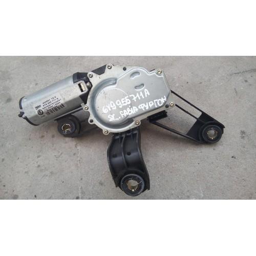 Моторчик стеклоочистителя Skoda Fabia, (2003), 6Y9955711A