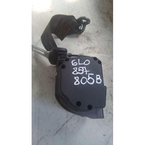 Ремень безопасности задний (L) Seat Ibiza, (2007), 6l0857805B