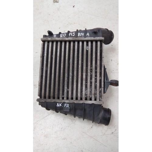 Радиатор интеркуллера Skoda Fabia, (2006), 1.4TDi, 6q0145804a