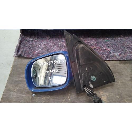 Зеркало левое (L) VW Lupo, 6x0857543LI