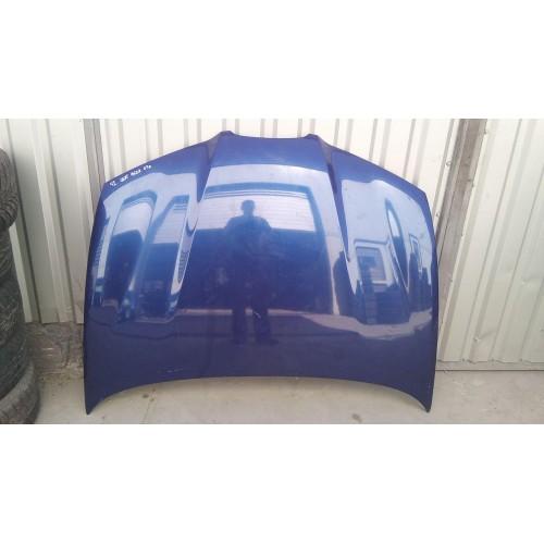 Капот Seat Ibiza, (2007), синий