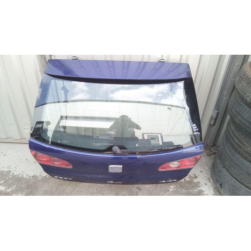 Крышка багажника Seat Ibiza, (2007)