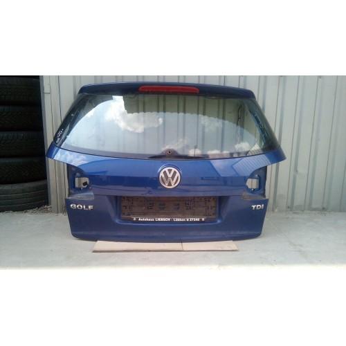 Крышка багажника VW Golf Plus +, (2008), 2.0TDi