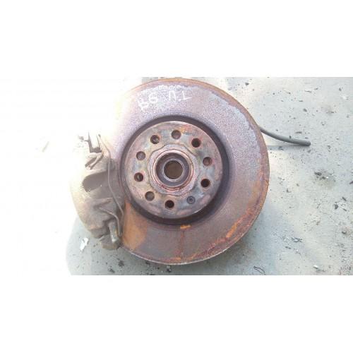 Тормозной диск (L) VW Passat B6