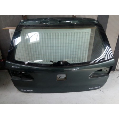 Крышка багажника 6L6827219F  Seat Ibiza