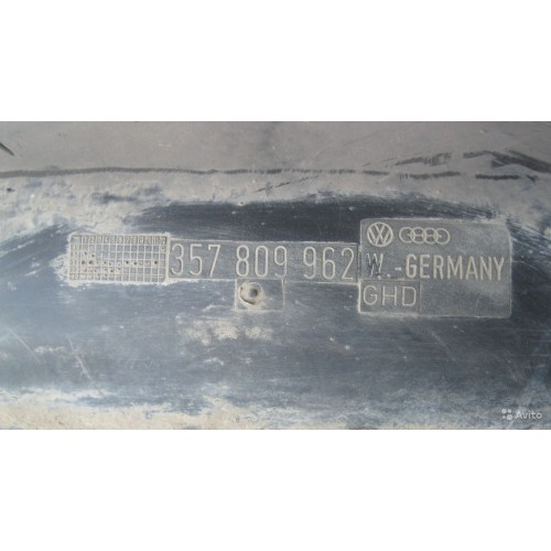 Подкрылки 357809962 Volkswagen B3