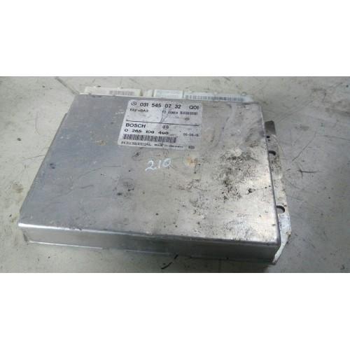 Блок управления двигателем Mercedes 210, (2001), 2.2CDi, 0265109498