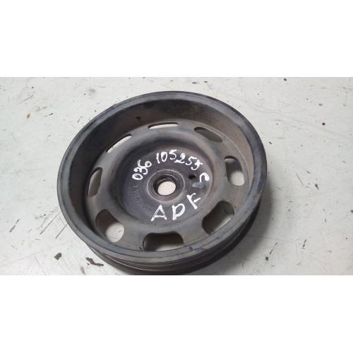 Шкив коленвала VW Golf 4, 1.4i, AKQ, 036105255C