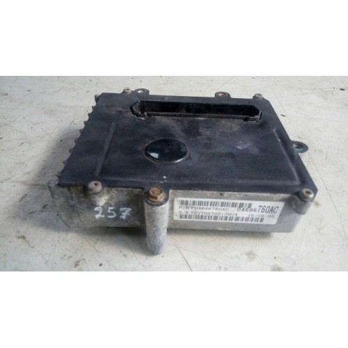 Блок управления АКПП Chrysler Voyager, 3.3, (1996-2001), 04686760ac