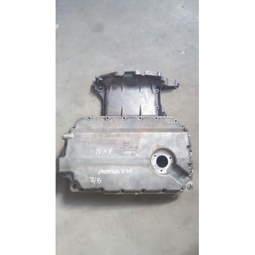 Масляной поддон Audi A6, A4, 2.5TDi, AKN, 059103604f