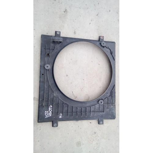 Диффузор вентилятора VW Golf 4, 1.4i, 16V, 1J0121207