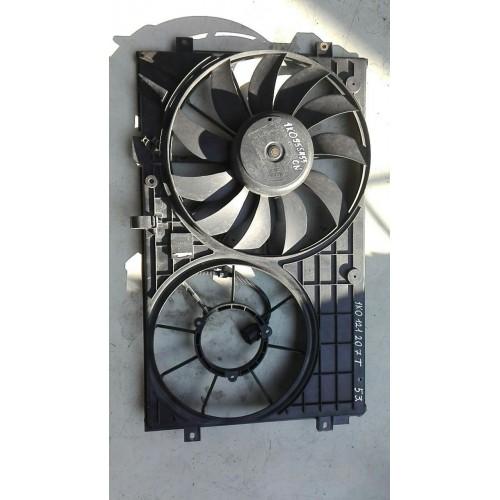Вентилятор Skoda Octavia A5, 1k0959455cn