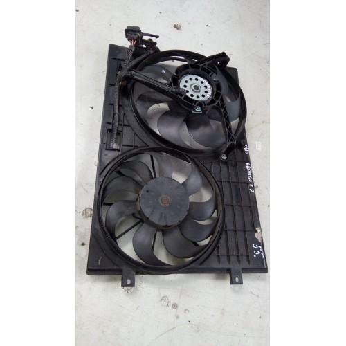 Вентилятор радиатора Seat Ibiza, 6Q0959455H