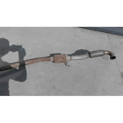 Выхлопная труба с катализатором VW Transporter T5, 7h0131701