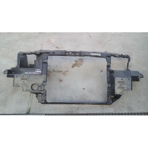 Панель передняя (очки) Seat Alhambra, (2006), 7m3803594BE