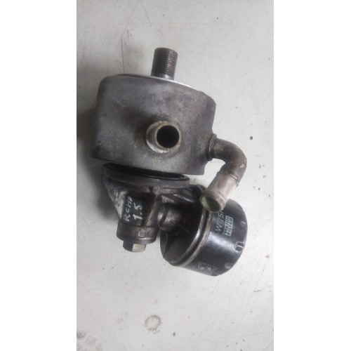 Корпус масляного фильтра с охладителем Renault Kangoo, 1.5DCi, K9K, 8200068115a