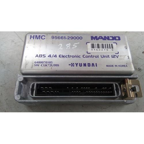 Блок управления ABS Hyndai Lantra, 1.6i, 9566129000