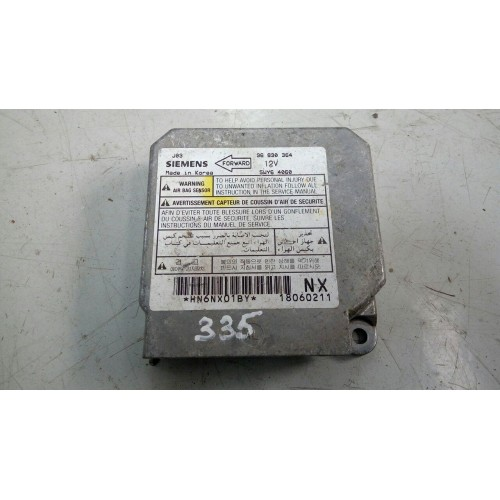 Блок управления AIRBAG Chevrolet Lacetti (2004-2010), 96830364