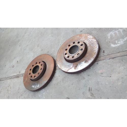 Тормозной диск VW Passat B5