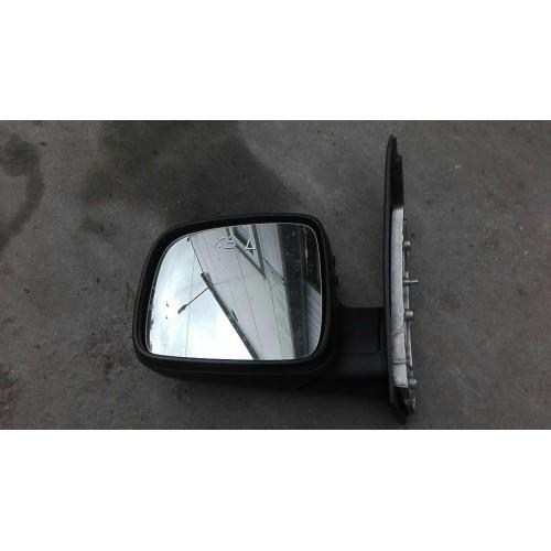 Зеркало (L) механическое VW Caddy 3
