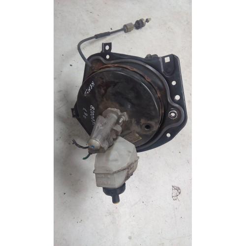 Вакуумный усилитель тормозов Renault Kangoo, 1.9D, 8200091050