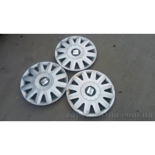 Оригинальный колпак колеса  SEAT IBIZA CORDOBA  ALHAMBRA TOLEDO 7M7601147 R15*