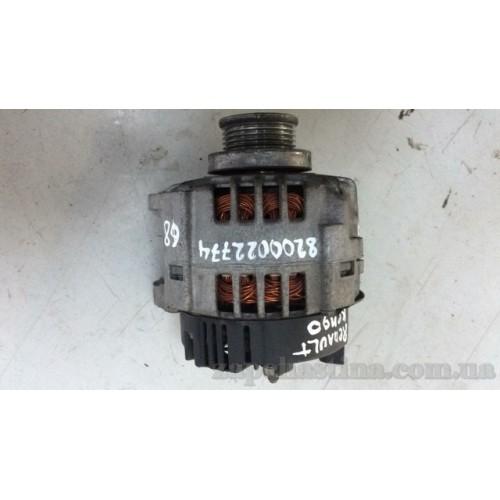 Б/у генератор 8200022774 RENAULT KANGOO CLIO 1.5DCI 125A