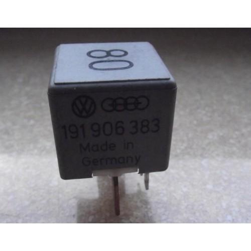 Реле 80 191906383 Volkswagen Audi Skoda Seat