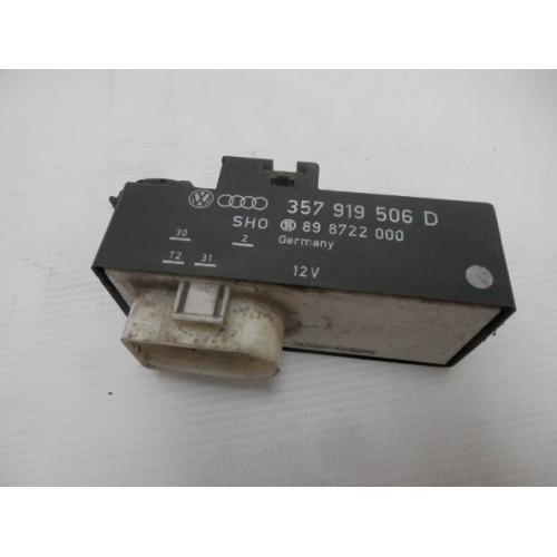 Реле вентилятора радиатора 357919506D Volkswagen Golf 3