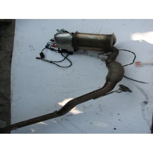 Сажовый фильтр , катализатор 5N0131723E Volkswagen Tiguan